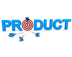 product_word_with_target_dart_and_arrow_showing_business_and_marketing_target_stock_photo_Slide01